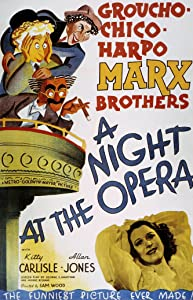 Watch online 720p movies A Night at the Opera [hddvd]
