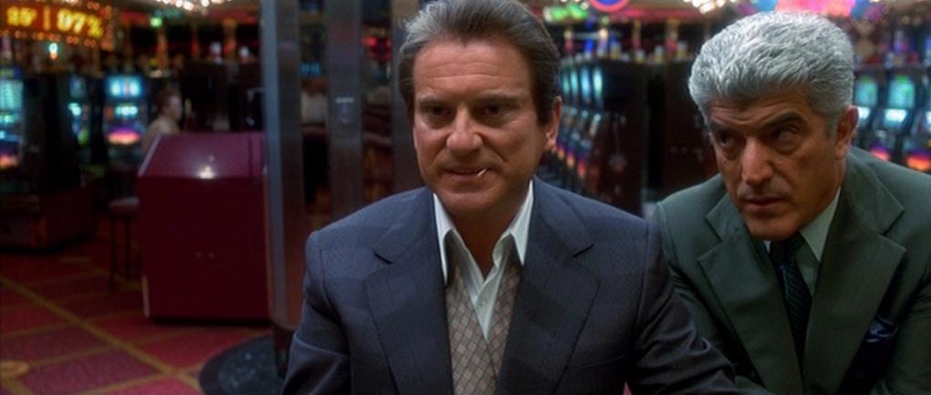 Joe Pesci és Frank Vincent a kaszinóban (1995)