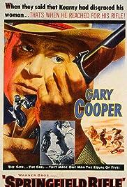 Springfield Rifle(1952) Poster - Movie Forum, Cast, Reviews