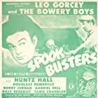 Douglass Dumbrille, Leo Gorcey, and Huntz Hall in Spook Busters (1946)