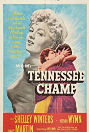 Tennessee Champ (1954) Poster - Movie Forum, Cast, Reviews