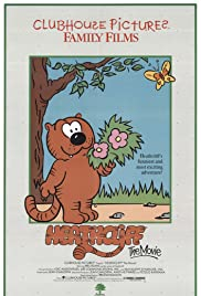 Heathcliff: The Movie Poster