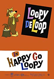 Happy Go Loopy Poster