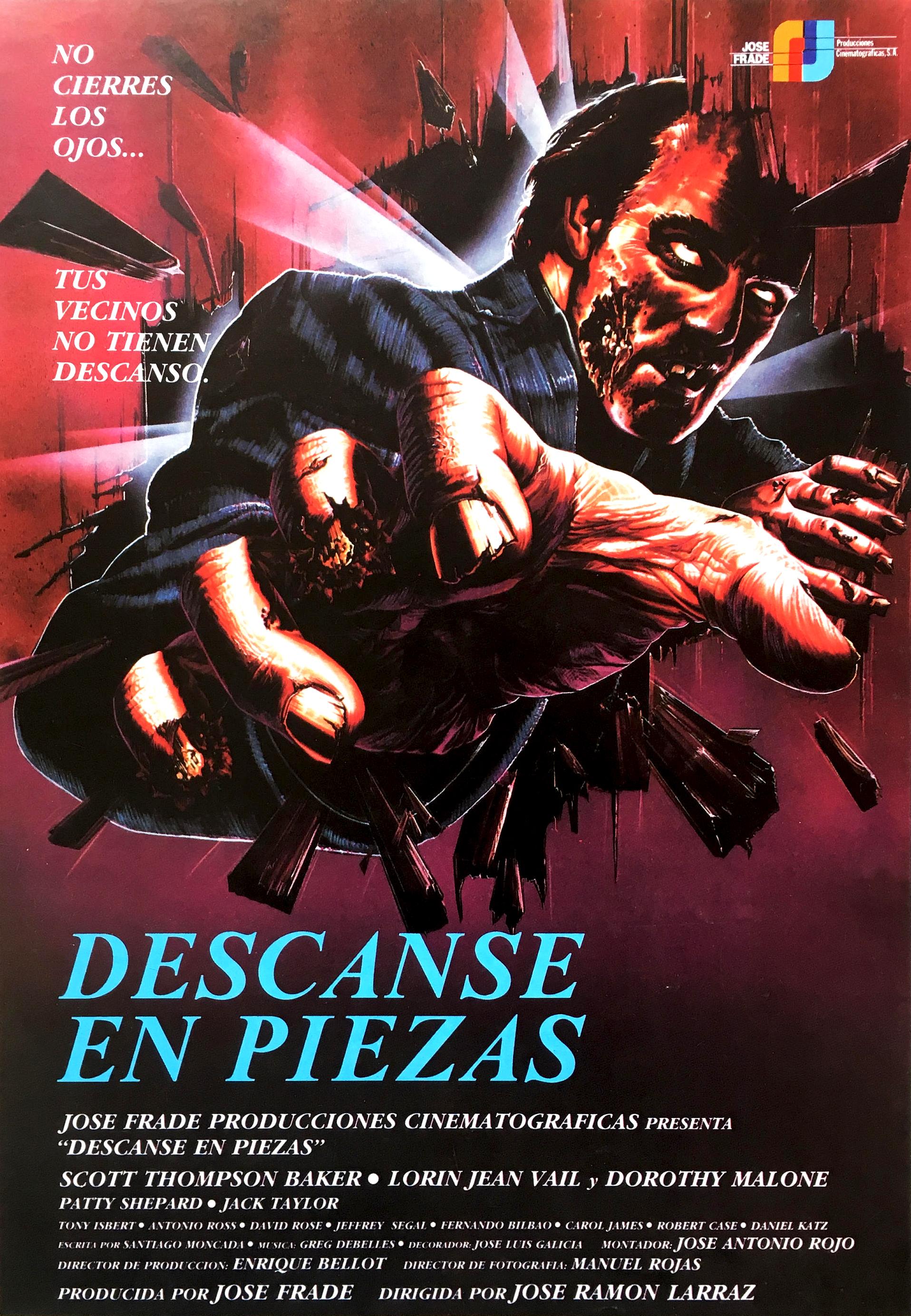 Descanse en piezas (1988)
