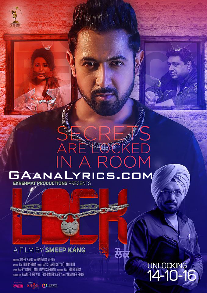 Lock (2016) Punjabi Movie 720p HDRip 700MB ESubs Free Download