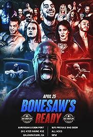 Bar Wrestling 34: Bonesaw's Ready Poster
