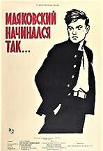 This Is How Mayakovsky Began