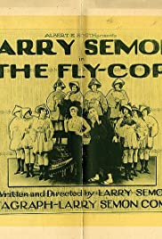 The Fly Cop Poster