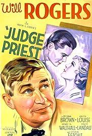 Judge Priest(1934) Poster - Movie Forum, Cast, Reviews