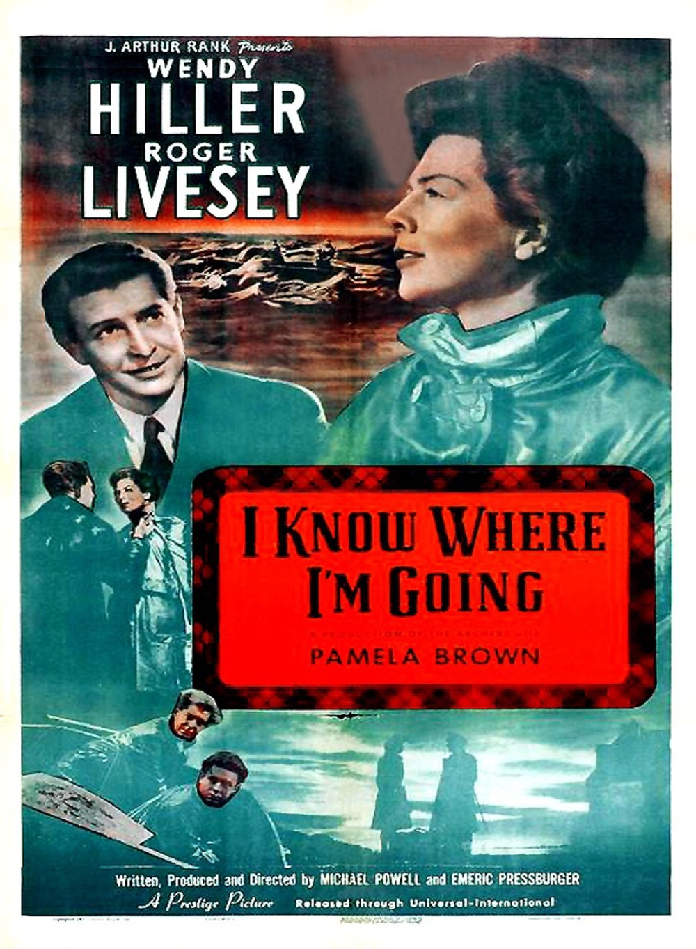 I Know Where I'm Going! (1945) - IMDb