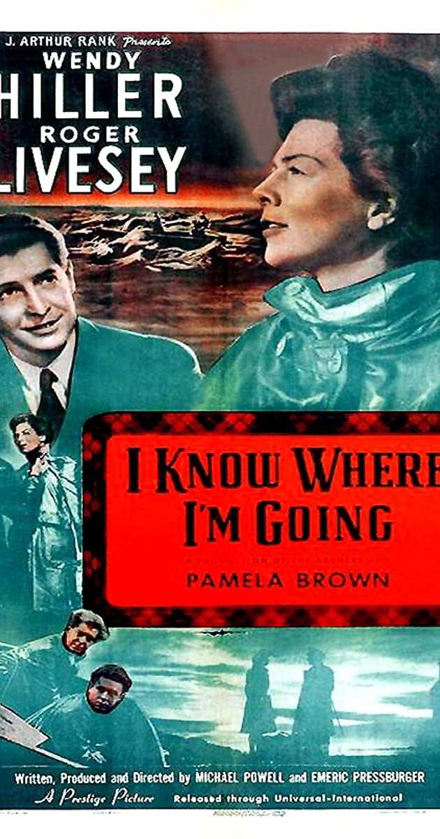 Subtitle of 'I Know Where I'm Going!'