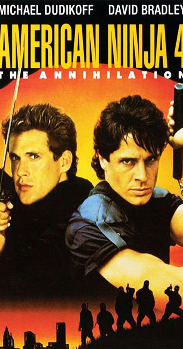 American Ninja 4 The Annihilation 1990 Imdb
