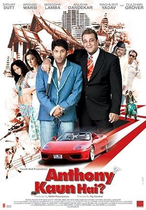 Mystery Anthony Kaun Hai? Movie