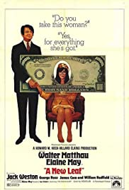 A New Leaf(1971) Poster - Movie Forum, Cast, Reviews