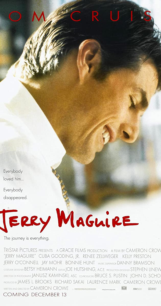 Jerry Maguire Dutch Subtitles