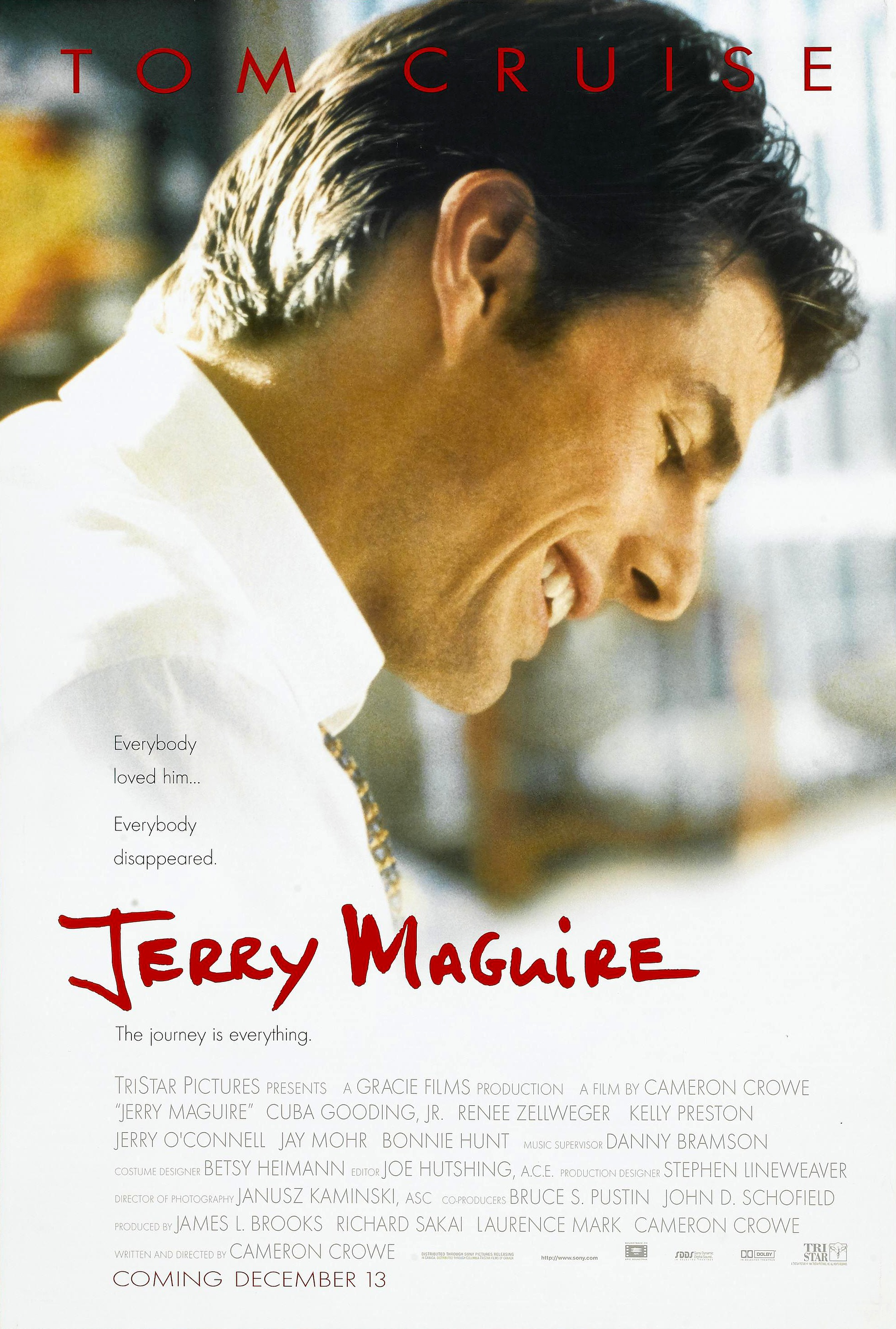 Jerry Maguire (1996) BluRay 480p, 720p & 1080p