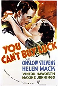 New movies watching free You Can't Buy Luck [4K