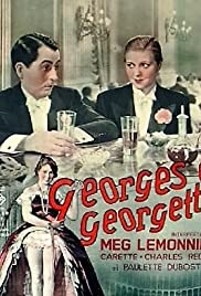 Georges et Georgette Poster