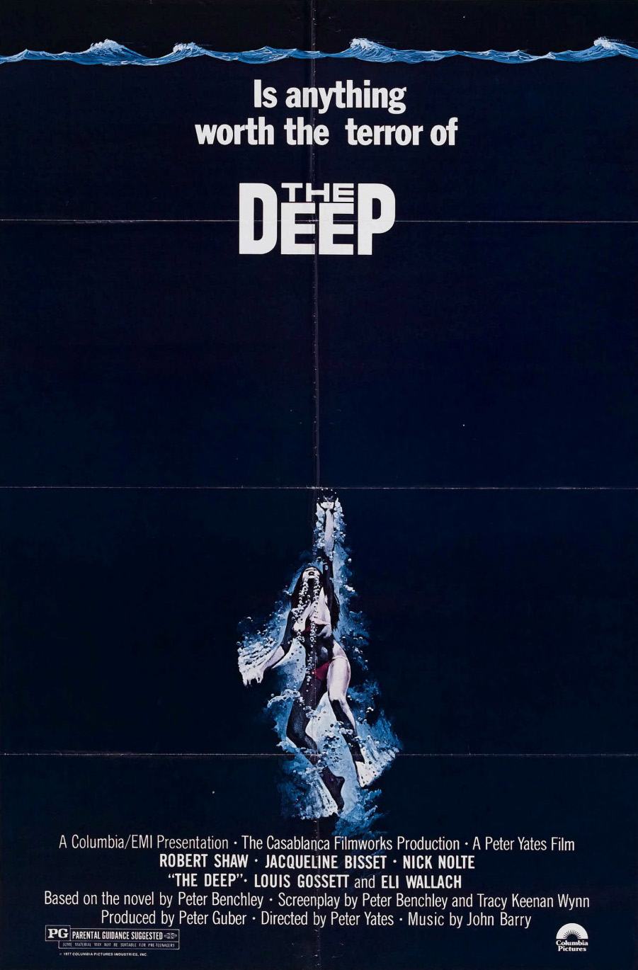 Download Filme The Deep Blue Good-By Torrent 2022 Qualidade Hd