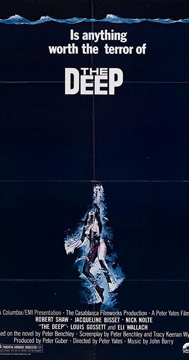 Subtitle of The Deep