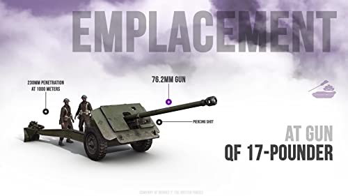 Company Of Heroes 2: The British Forces: Emplacement