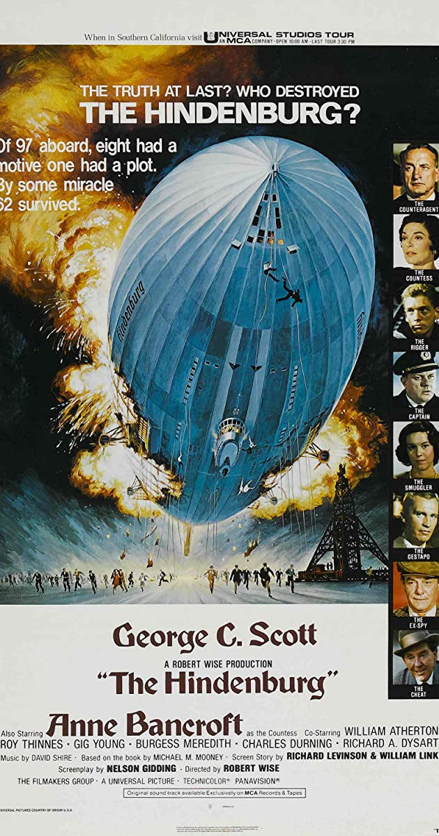 Subtitle of The Hindenburg