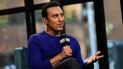 BUILD: Aasif Mandvi Is Always in for Larger Than Life Roles