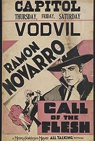 Ramon Novarro in Call of the Flesh (1930)
