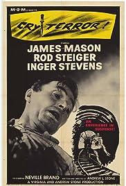 Cry Terror!(1958) Poster - Movie Forum, Cast, Reviews