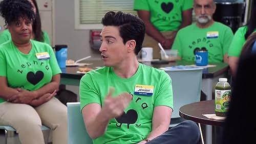Superstore: Jonah Doesn't Believe A T-Shirt