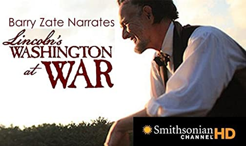 Best downloaded movies 2018 Lincoln's Washington at War USA [QuadHD]