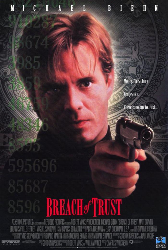 Breach Of Trust 1995 Imdb