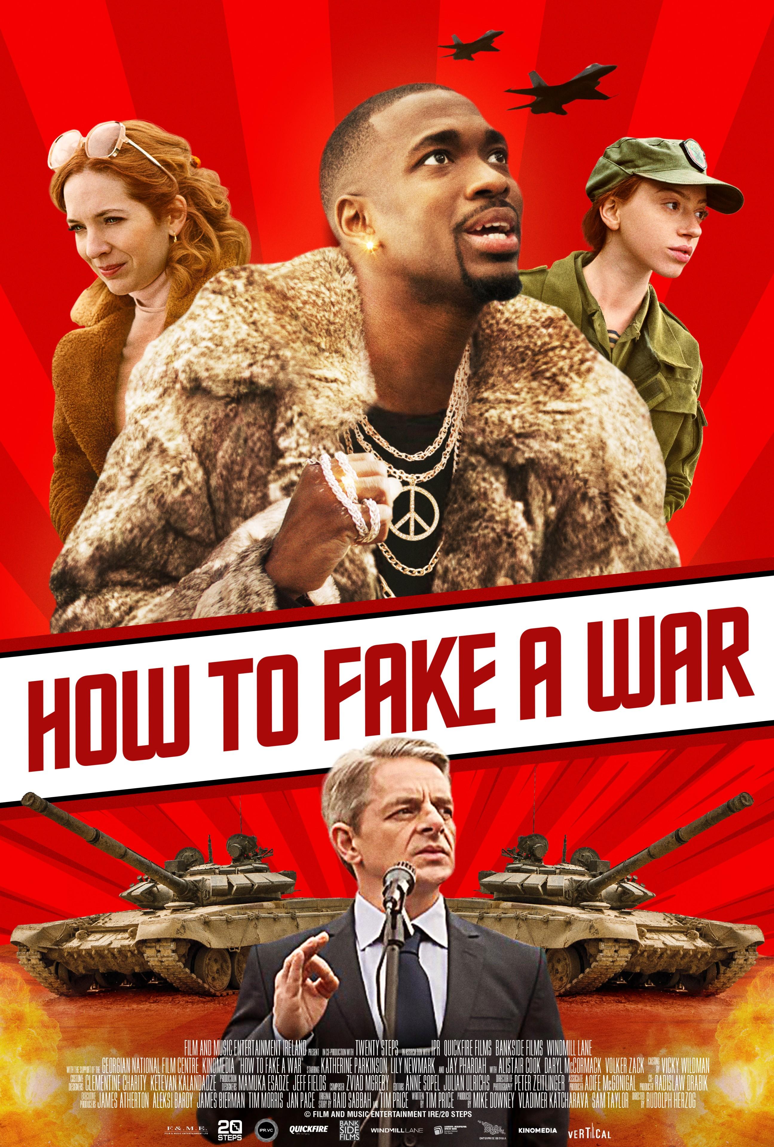 فيلم How to Fake a War 2020 مترجم اون لاين
