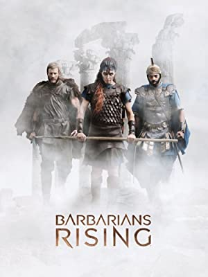 دانلود زیرنویس فارسی سریال Barbarians Rising 2016 فصل 1 همهی قسمت ها هماهنگ با نسخه HDTV اچ دی تی وی