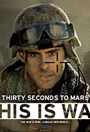 30 Seconds to Mars: This Is War Poster