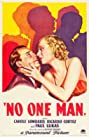 No One Man (1932) Poster