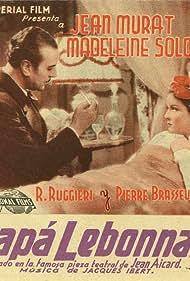 Le père Lebonnard (1939)