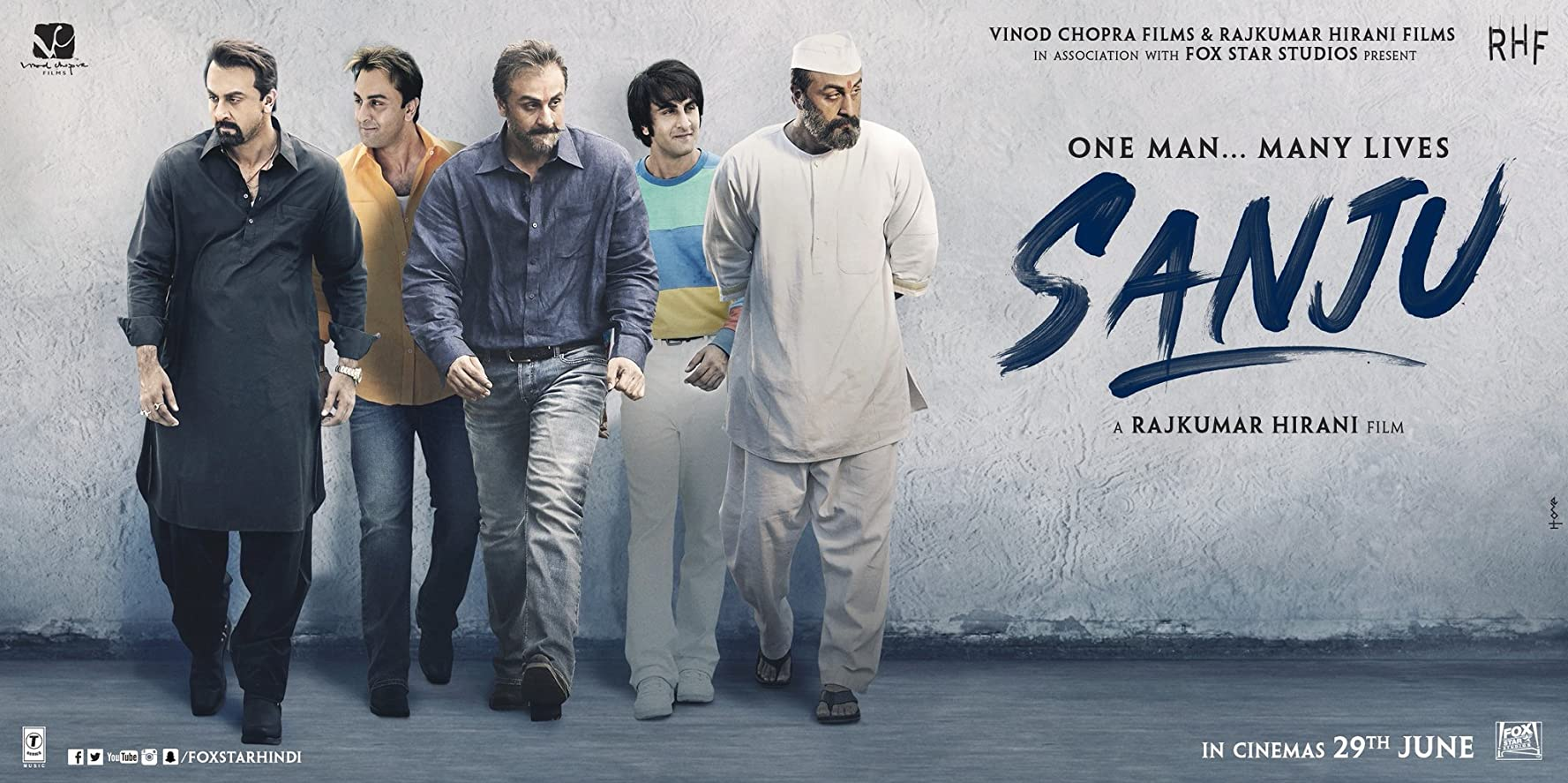 Sanju 2018 Movie Counter