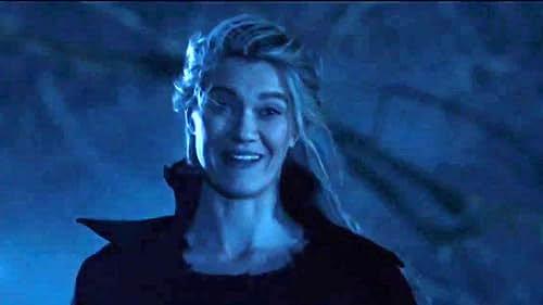 Van Helsing: Michaela Uses Her Dark Magic On Jack