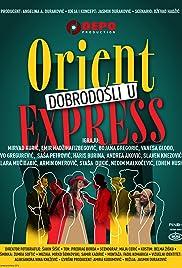 Dobrodosli u Orient Express Poster
