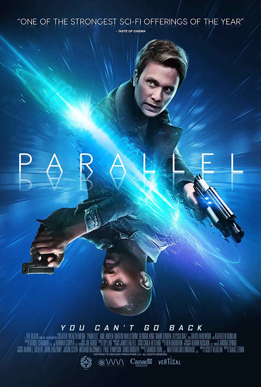 Parallel 2020 Dual Audio 720p HDRip [Hindi – English] Download