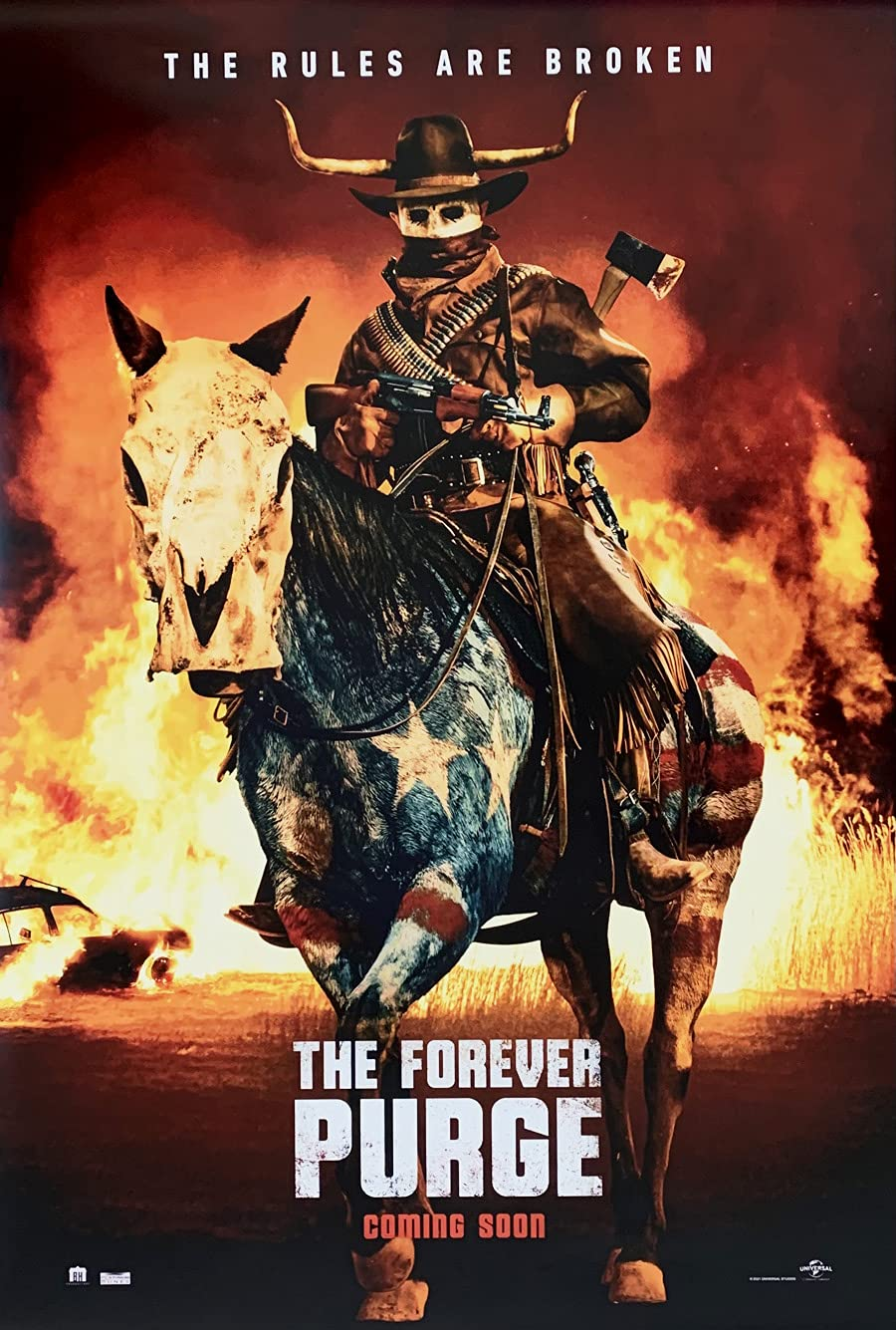 Download The Forever Purge (2021) Telugu Dubbed (Voice Over) & English [Dual Audio] WebRip 720p [1XBET] Full Movie Online On 1xcinema.com