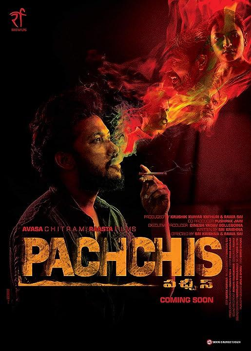 Pachchis 2021 Telugu 720p AMZN HDRip 700MB Download