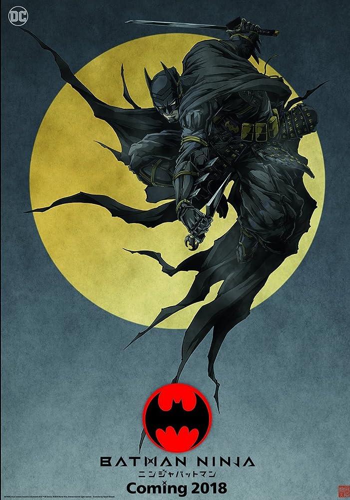 The Batman Ninja (2018) แบทแมน นินจา