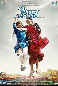 Nil Battey Sannata (2015) Hindi Drama Movie