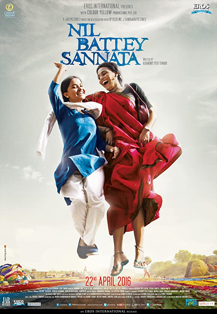 Nil Battey Sannata (2015) Hindi 720p | 480p WEBRip x264 AAC ESubs