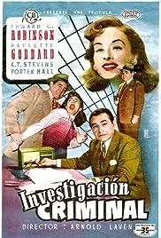 Vice Squad(1953) Poster - Movie Forum, Cast, Reviews