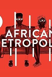 African Metropolis Poster