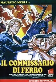 Il commissario di ferro Poster