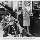 Dolores Moran and Gig Young in Old Acquaintance (1943)